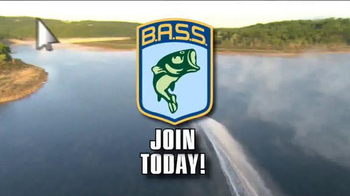 B.A.S.S. Membership TV Spot, 'If You Love Bass Fishing' - Thumbnail 7