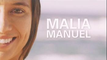 Sanuk TV Spot, 'Always Chillin'' Feat. Malia Manuel, Ryan Callinan - Thumbnail 2