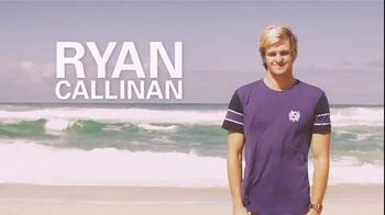 Sanuk TV Spot, 'Always Chillin'' Feat. Malia Manuel, Ryan Callinan - Thumbnail 3