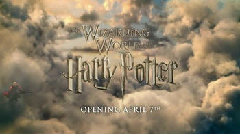Universal Studios Hollywood TV Spot, 'The Wizarding World of Harry Potter' - Thumbnail 8