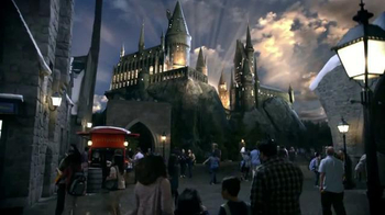 Universal Studios Hollywood TV Spot, 'The Wizarding World of Harry Potter' - 4153 commercial airings