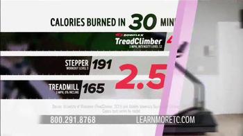 Bowflex TreadClimber TV Spot, 'All They Had to Do Was Walk' - Thumbnail 5