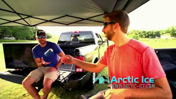 Arctic Ice TV Spot, 'The Cool in Coolers' - Thumbnail 2