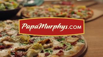 Papa Murphy's Pizza Gourmet Delite TV Spot, 'This Gourmet Meal' - Thumbnail 6