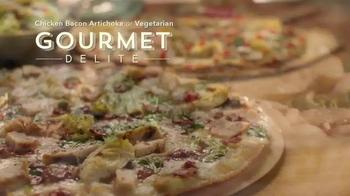 Papa Murphy's Pizza Gourmet Delite TV Spot, 'This Gourmet Meal' - Thumbnail 3