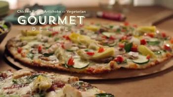 Papa Murphy's Pizza Gourmet Delite TV Spot, 'This Gourmet Meal' - Thumbnail 4