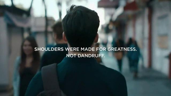 Head & Shoulders TV Spot, 'Shoulders Were Made for Greatness' - Thumbnail 10