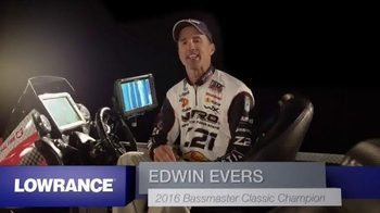 Lowrance TV Spot 'Ultimate Upgrade With Edwin Evers' - Thumbnail 5