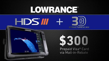Lowrance TV Spot 'Ultimate Upgrade With Edwin Evers' - Thumbnail 6