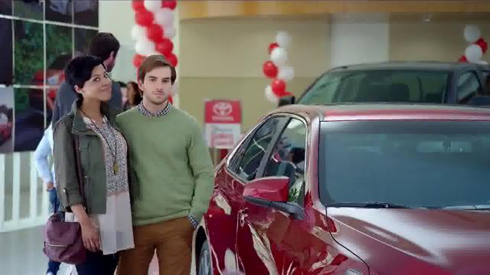 Toyota 1 for Everyone Sales Event TV Commercial, 'Final Days: Posse'