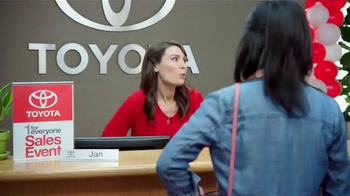 Toyota 1 for Everyone Sales Event TV Spot, 'Final Days: Posse' - Thumbnail 4