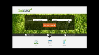 TaskEasy TV Spot, 'Affordable Lawn Mowing' - Thumbnail 4