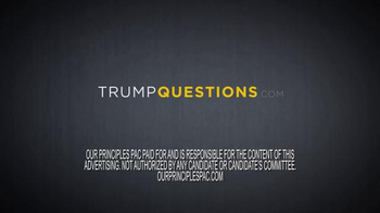 Our Principles PAC TV Spot, 'Know' - Thumbnail 9