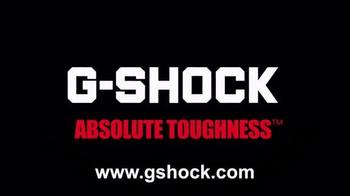 Casio G-Shock TV Spot, 'Snowboard' Featuring Louie Vito - Thumbnail 7