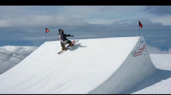 Casio G-Shock TV Spot, 'Snowboard' Featuring Louie Vito - Thumbnail 2