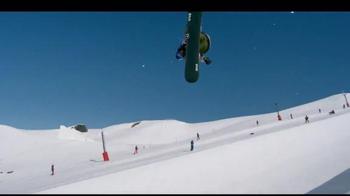 Casio G-Shock TV Spot, 'Snowboard' Featuring Louie Vito - Thumbnail 6
