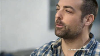 Lowe's TV Spot, 'HGTV: Love the Look: Spring' Featuring Anthony Carrino - Thumbnail 3