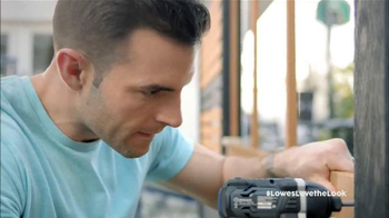 Lowe's TV Spot, 'HGTV: Love the Look: Spring' Featuring Anthony Carrino - Thumbnail 5