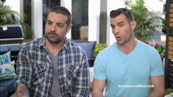 Lowe's TV Spot, 'HGTV: Love the Look: Spring' Featuring Anthony Carrino - Thumbnail 9
