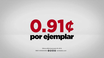 Vanidades TV Spot, 'Belleza, moda y más' [Spanish] - Thumbnail 8