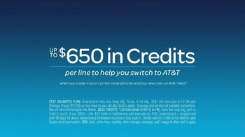 AT&T Unlimited Data TV Spot, 'Stream It All' Featuring Anthony Michael Hall - Thumbnail 7