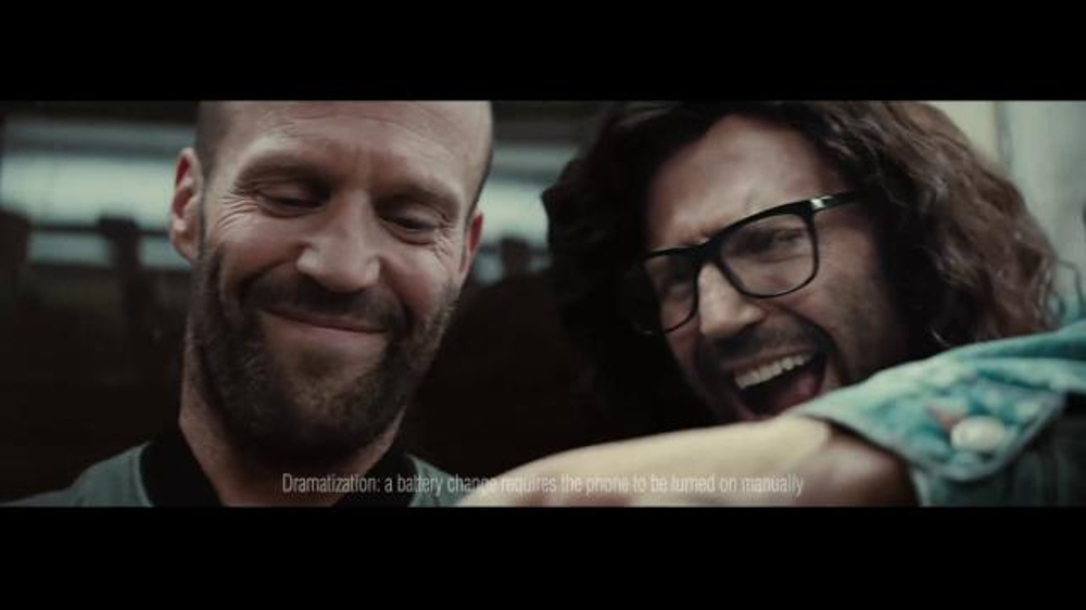 LG G5 TV Commercial, 'World of Play' Featuring Jason Statham, Song by Busy  Signal - Video