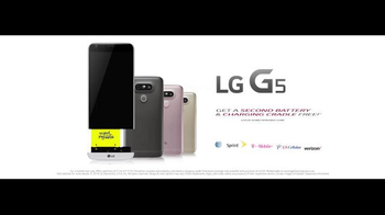 LG G5 TV Spot, 'World of Play' Featuring Jason Statham, Song by Busy Signal - Thumbnail 7