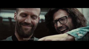 LG G5 TV Spot, 'World of Play' Featuring Jason Statham, Song by Busy Signal - 2602 commercial airings
