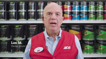 ACE Hardware TV Spot, \'Everyday Color Samples\'