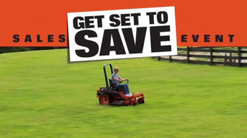 Kubota Get Ready to Save Sales Event TV Spot, 'The Kommander' - Thumbnail 1