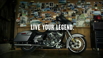 Harley-Davidson TV Spot, 'Trophy Wall' - Thumbnail 10