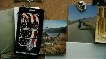 Harley-Davidson TV Spot, 'Trophy Wall' - Thumbnail 4