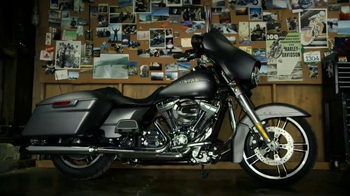 Harley-Davidson TV Spot, 'Trophy Wall' - Thumbnail 9