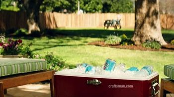 Craftsman Pro Series Riding Mower TV Spot, 'Beer'