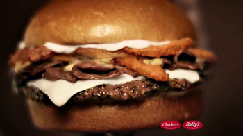 Checkers & Rally's Buttery Steak Burger TV Spot, 'High-Fashion Flavor' - Thumbnail 3