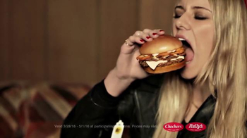 Checkers & Rally's Buttery Steak Burger TV Spot, 'High-Fashion Flavor' - Thumbnail 4