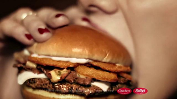 Checkers & Rally's Buttery Steak Burger TV Spot, 'High-Fashion Flavor' - Thumbnail 5