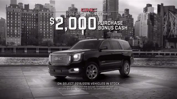 2016 GMC Yukon Denali TV Spot, 'Sharp' - Thumbnail 6