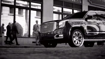 2016 GMC Yukon Denali TV Spot, 'Sharp' - Thumbnail 4