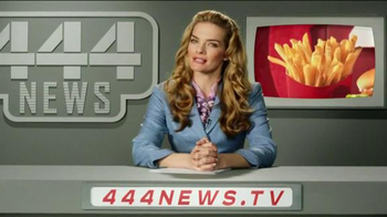 Wendy's 4 for $4 Meal TV Spot, 'Even Bigger News' - Thumbnail 4