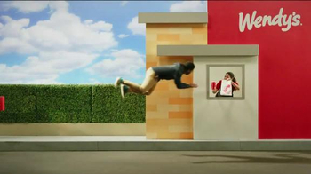 Wendy's 4 for $4 Meal TV Spot, 'Even Bigger News' - Thumbnail 7
