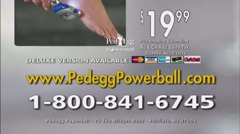 PedEgg Powerball TV Spot, 'Blade Free' - Thumbnail 7