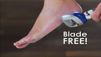 PedEgg Powerball TV Spot, 'Blade Free'