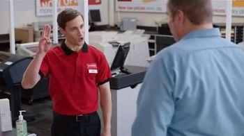 Staples TV Spot, 'Handshake' - 951 commercial airings