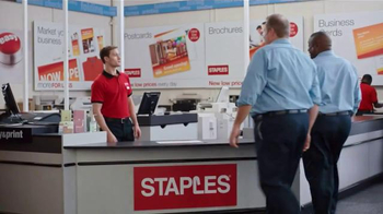 Staples TV Spot, 'Handshake' - Thumbnail 1