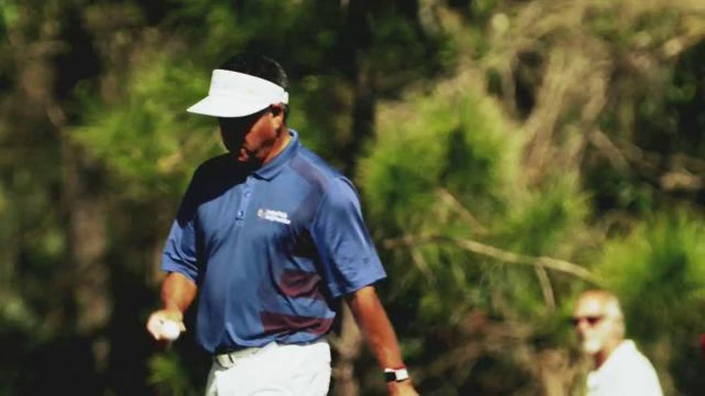 PGA Tour TV Commercial, 'Get Close, See Legends'