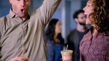 Dunkin' Donuts Ice Cream-Flavored Coffees TV Spot, 'More Fun in Your Day' - Thumbnail 1