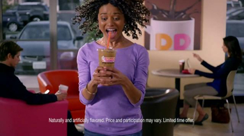 Dunkin' Donuts Ice Cream-Flavored Coffees TV Spot, 'More Fun in Your Day' - Thumbnail 4
