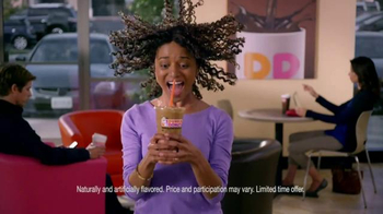 Dunkin' Donuts Ice Cream-Flavored Coffees TV Spot, 'More Fun in Your Day' - Thumbnail 5