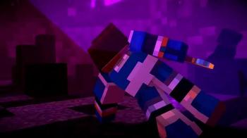 Minecraft: Story Mode TV Spot, 'Disney Channel: Life's an Adventure' - Thumbnail 1